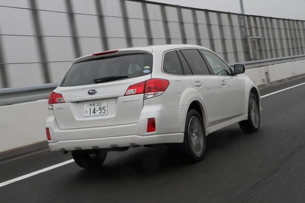 スバル アウトバック Sパッケージ リミテッド 試乗レポート/岡本幸一郎