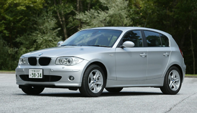 BMW・1シリーズの画像 p1_4