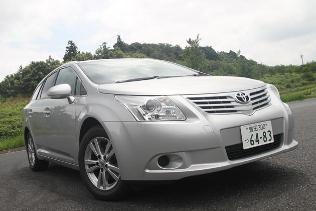 トヨタ アベンシスワゴン 試乗レポート/渡辺陽一郎