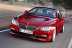 BMW、新型6シリーズクーペを発売