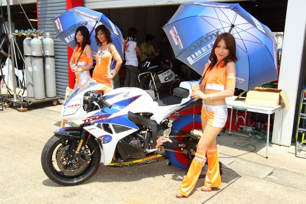 MOTEGI 2&4 RACE PART2「全日本ロードレース選手権シリーズ第4戦」編