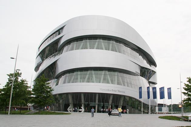 メルセデス・ベンツミュージアム