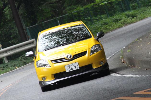 トヨタ オーリス TRD パフォーマンスライン 試乗レポート/今井優杏