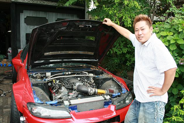 斉藤太吾選手/今井優杏の「あなたの愛車教えてください!」