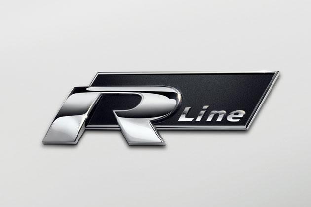 Volkswagen Scirocco(フォルクスワーゲン シロッコ) R-Line R-Lineエンブレム