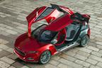 フォード、「Evosコンセプト」をフランクフルトモーターショー2011へ出展