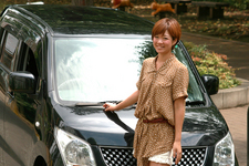 今井優杏の自動車美人/ほりちかさん