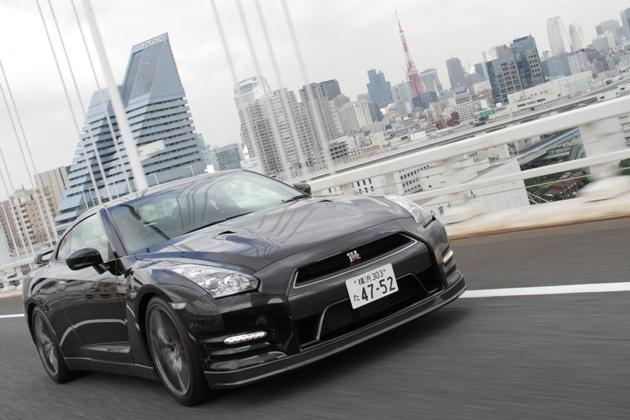 日産 GT-R 2011年モデル Black Edition 試乗レポート/岡本幸一郎