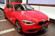 BMW 新型1シリーズ 新車発表会速報