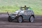 陸上自衛隊(高機動車/軽装甲機動車)