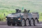 陸上自衛隊(96式装輪装甲車/88式地対艦誘導弾/155mmりゅう弾砲 FH-70)
