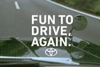 トヨタ、キムタク・ビートたけしを起用した企業広告キャンペーン「FUN TO DRIVE, AGAIN.」開始