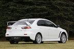 三菱 新型 ランサーエボリューションX