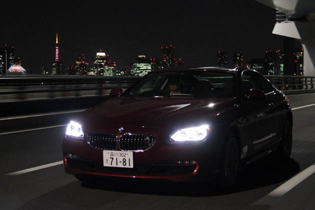 BMW 新型6シリーズ 試乗レポート/石川真禧照
