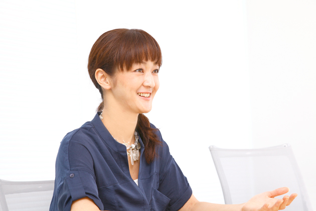 THE NEXTALK 日産 祖父江玲奈インタビュー