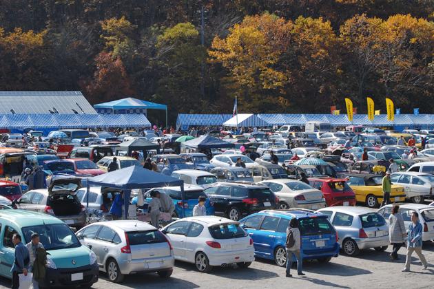 25周年を迎えたフランス車イベント「フレンチブルーミーティング」レポート/森口将之