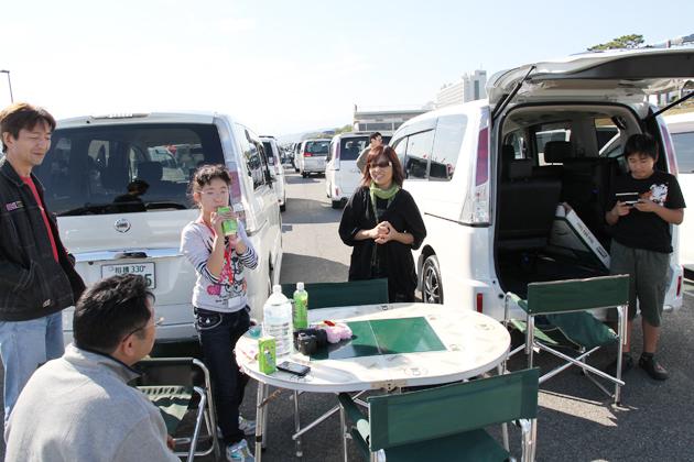 日産 セレナ ライダー 4WD[2011年式・C26型(現行)]/静岡県・ショウイチさん