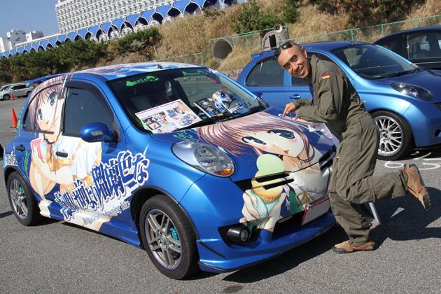 オーテックオーナーズミーティング(AOG)2011 湘南里帰りミーティング[その1]~オーナーインタビュー・PART1~
