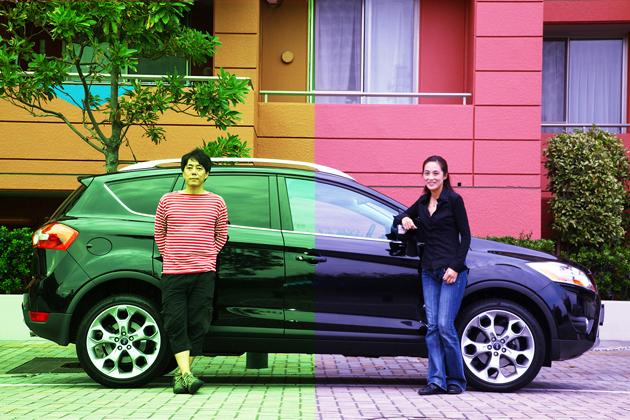 気鋭のジャーナリスト2名がマニアックな視点から新世代SUV【Ford Kuga】の魅力を探る!