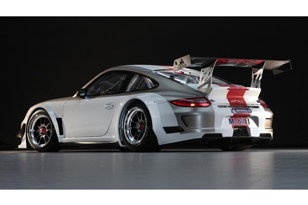 ポルシェ 911 GT3 R 2012年モデル[レース専用車](※画像は2011年モデル)