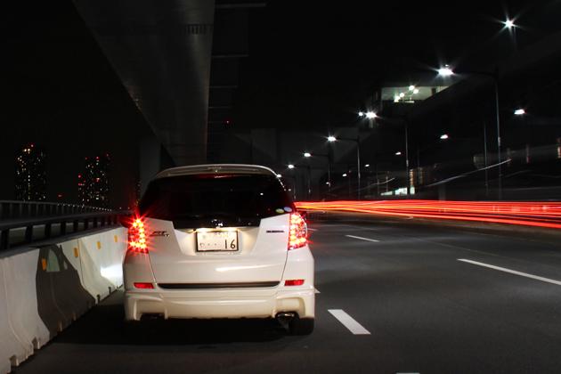 無限フィットシャトルハイブリッド 試乗レポート/岡本幸一郎
