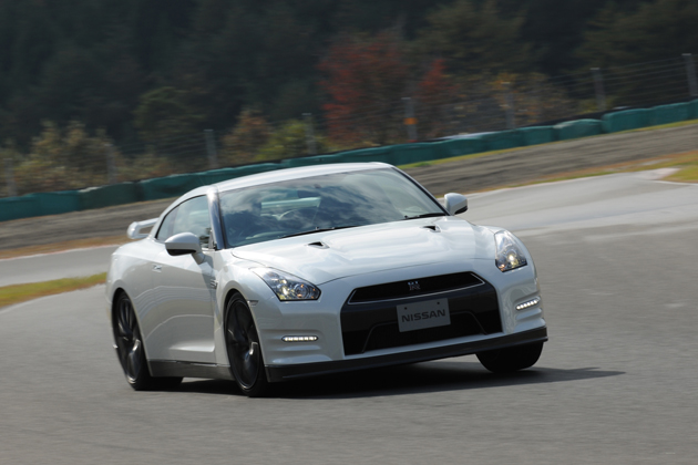 日産 GT-R 2012年モデル 試乗レポート