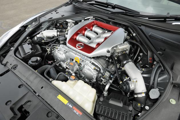 日産 GT-R 2012年モデル 試乗レポート/桂伸一