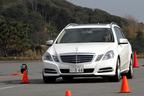 メルセデス・ベンツ 最新予防安全システム「レーダーセーフティ」体験試乗レポート