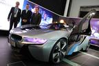 BMW「BMW i」コンセプトを披露