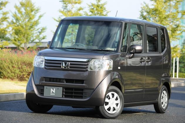 ホンダ 新型軽自動車「N BOX」新型車解説