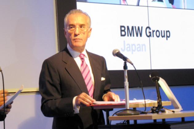 BMWジャパン ヘスス・コルドバ社長