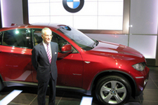 BMW X6 新車発表会速報