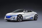 ホンダ、次世代電動スモールスポーツコンセプトモデル「EV-STER」を世界初披露