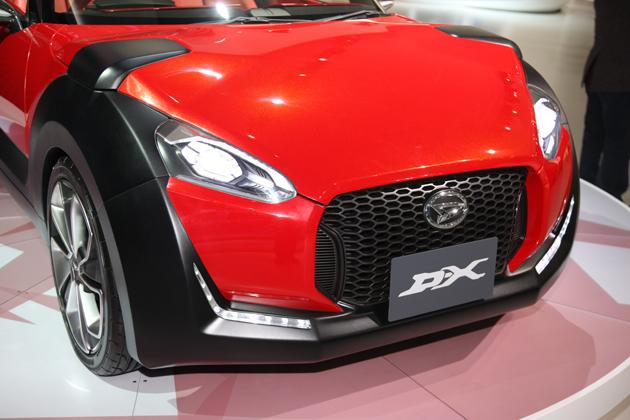 ダイハツ D-X(ディークロス)