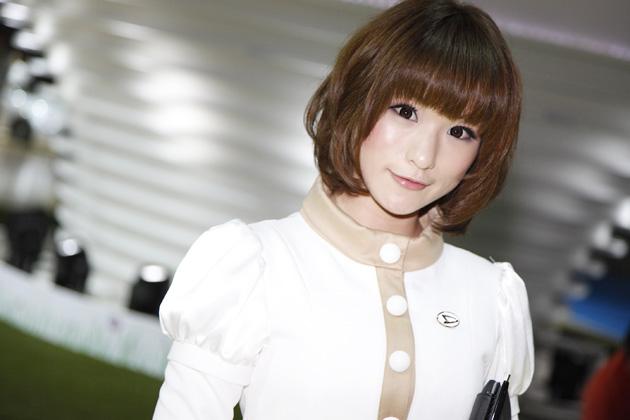 東京モーターショー 2011 コンパニオン画像特集 vol.1