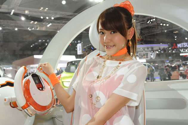 東京モーターショー 2011 コンパニオン画像特集 vol.2