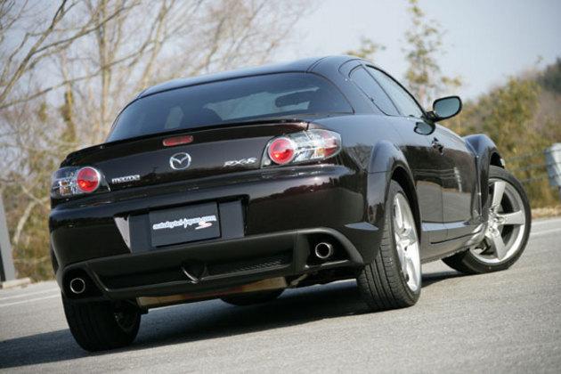 マツダ RX-8 Sport Prestige Limited 新型車徹底解説