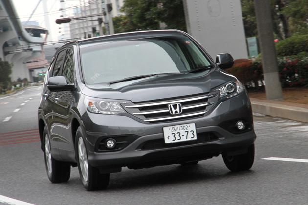 ホンダ 新型 CR-V 試乗レポート/渡辺陽一郎