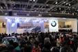 [東京モーターショー2011]一般公開最終日のBMWブースの模様