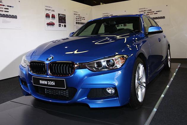 BMW 新型3シリーズ 試乗レポート ...