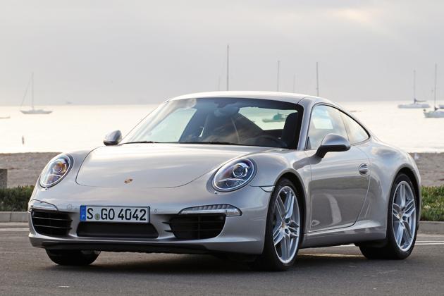 ポルシェ 新型911 カレラS