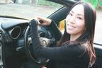 吉岡いずみさん/今井優杏の「自動車美人」