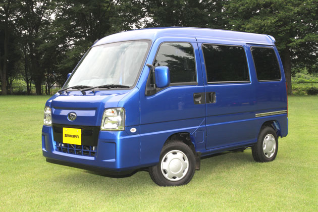 サンバー Van WR BLUE LIMITED