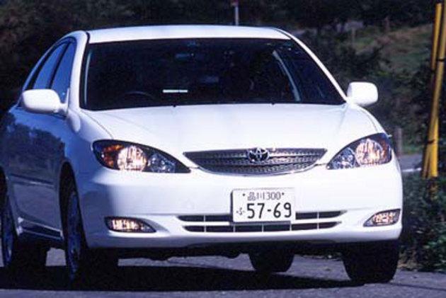 トヨタ カムリ 試乗レポート