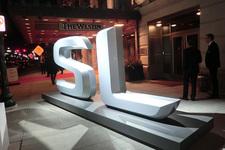 メルセデス「ニューイヤー・レセプション」で発表された新型SLクラス