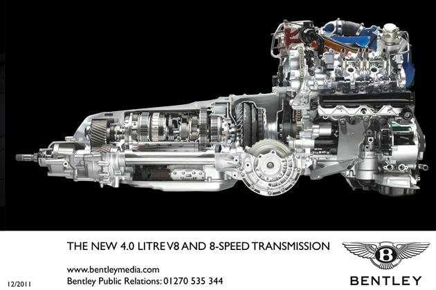 ベントレー コンチネンタルGT/GTC V8モデル
