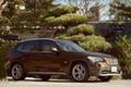 今回の濡れ湯美人のお供は、BMW X1。コンパクトなSUVながら、その走破性には世界中から高い評価が集まる。