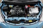 トヨタ アクア(AQUA)1NZ-FXE 1.5リッターエンジン[Sグレード・クールソーダメタリック]