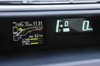 トヨタ アクア(AQUA)メーター[Gグレード・内装色:アースブラウン/シート表皮:スエード調ファブリック]