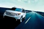フォード、エクスプローラー史上最も優れた低燃費モデル「エクスプローラーXLT エコブースト」